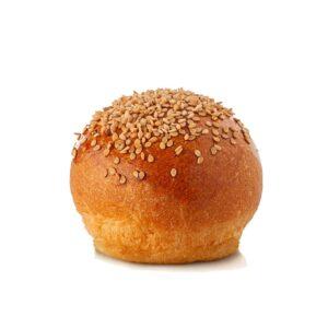 Mini panino con semi di sesamo