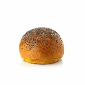 Pane giallo tondo con semi